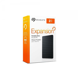 SEAGATE EXPANSION 2TB EXTERNO