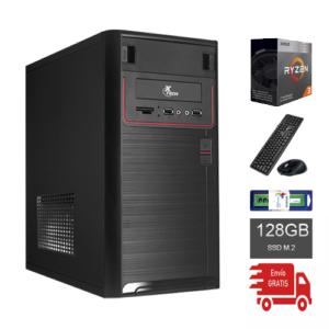 PC-BASIC Ryzen 3 3200G