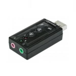 Sonido USB 7.1 3d