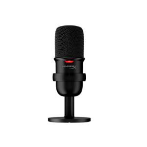 HyperX SoloCast Microfono