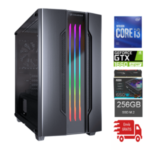 PC-GAME INTEL CORE-I3 10100f-1660Tuf