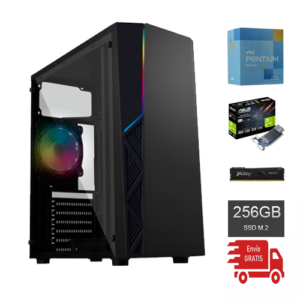 PC-GAME DUAL G6450-GT710