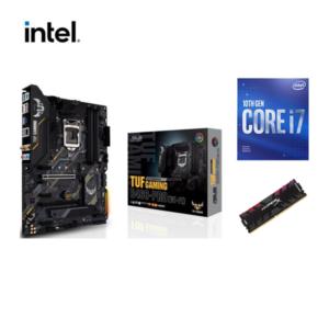 kit-intel core i7 10700F-Asus