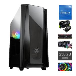 PC-GAME INTEL CORE I5 11600K-1050TI