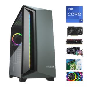 PC-GAME INTEL CORE-I7 11700k