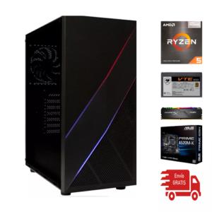PC-GAME AMD RYZEN 5 5600G